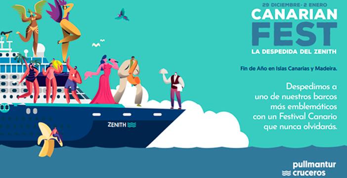 Canarian Fest - Cruceros