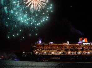 Crucero en fin de año