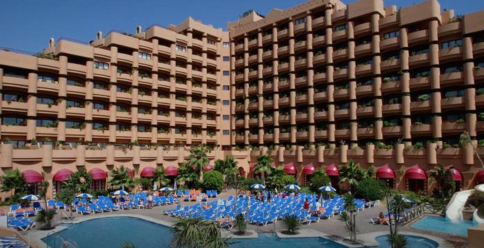 Hotel Almñecar Playa SPA