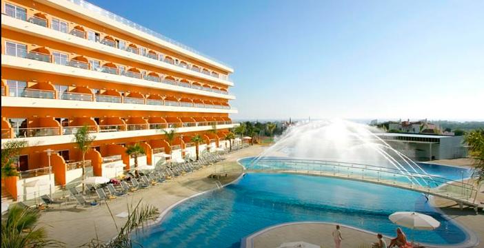 Hotel Apto Balaia Atlántico