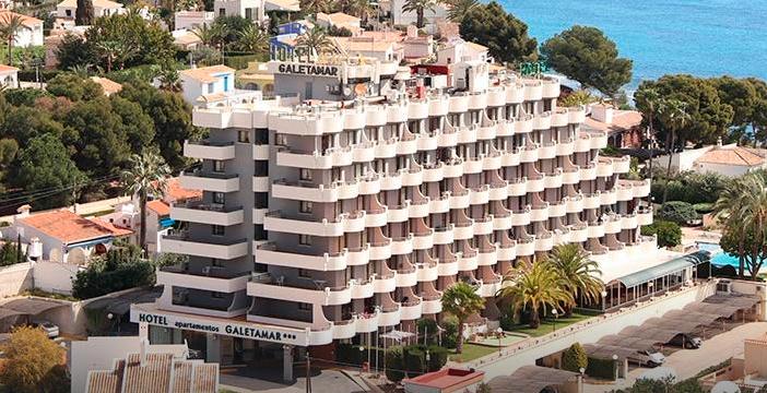 Hotel Galetamar Alicante
