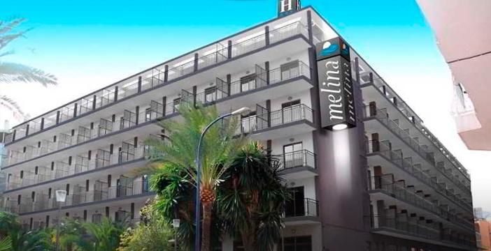 Navidad Hotel Melina