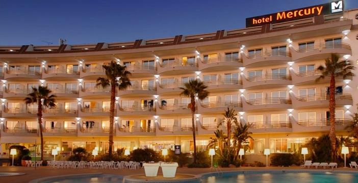 Hotel Mercury Sup