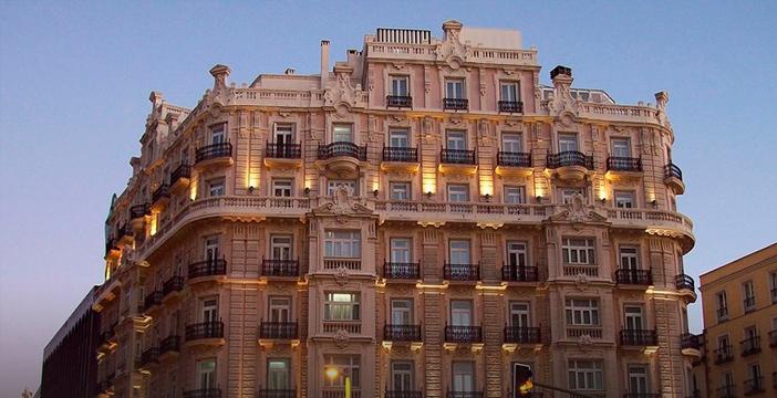 Hotel Senator Gran Vía Madrid